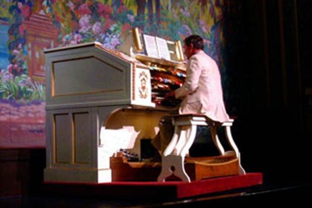 Kilgen Organ | Canton Palace Theatre