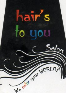 Hairs to You
