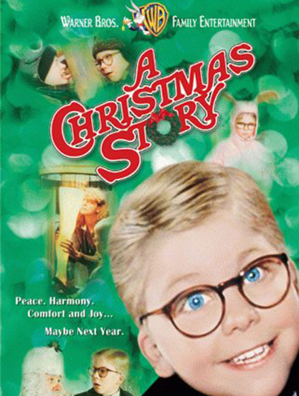 Christmas Harmony Movie.Holiday Movie A Christmas Story Canton Palace Theatre